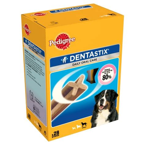 Dentastix Large pedigree 28 stick dentastix for large dogs 25 kg plus