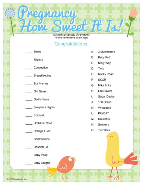 Baby Shower How Sweet It Is by Baby Shower How Sweet It Is Baby Shower