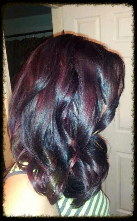 coke in curly hair 25 best ideas about cherry coke hair on pinterest dark
