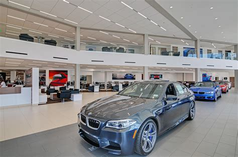 bmw showroom interior problems with car shopping