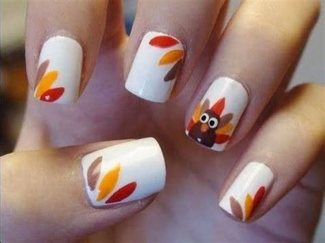 thanksgiving nail art get festive and try some thanksgiving nail art