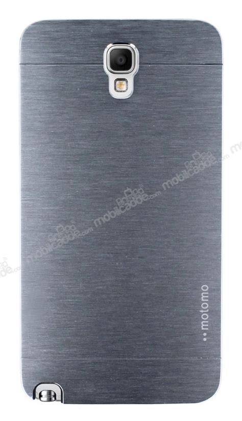 Motomo Metal Galaxy Note 3 motomo samsung n7500 galaxy note 3 neo metal silver k箟l箟f