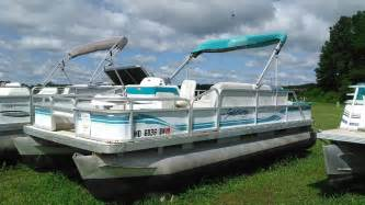 sweetwater pontoon 1999 used sweetwater pontoon boat for sale 4 750