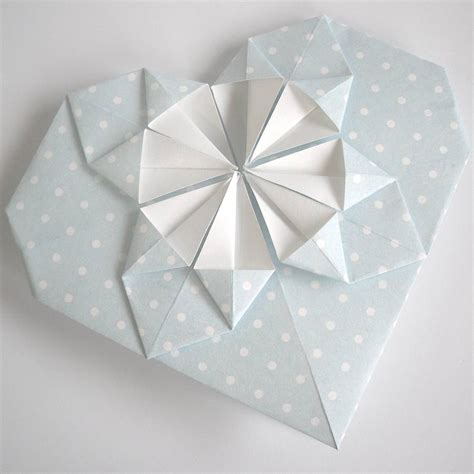Origami S - origami s day card by paperbuzz