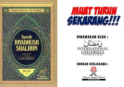 Riyadhus Solihin Jilid 1 Dan 2 Hc Imam Nawawioriginal Jual Sepaket pena minang ebook percuma syarah riyadhus