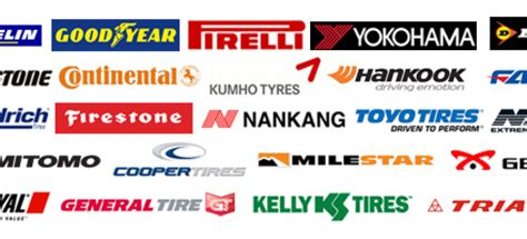 Car Tyres Names by Who Owns Which Tyre Brands Tyre Dealers In Dubai