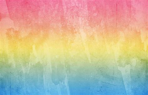 wallpaper yellow pink blue free grunge watercolor stock background images