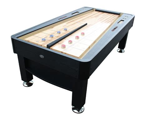 how is a shuffleboard table rebound model shuffleboard table by berner billiards