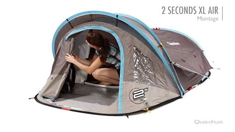 tenda 2 seconds quechua tenda 2 seconds xl air