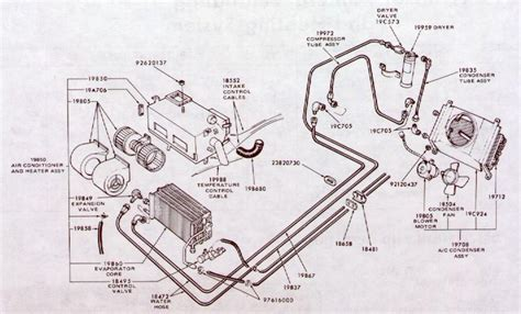 car ac diagram air conditioning system upgrade