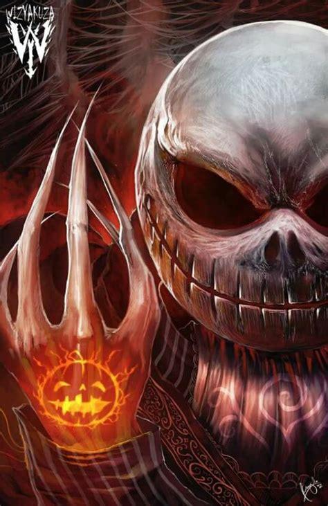 Halloween Jack The Pumpkin King - wizyakuza by rikocchi 335890916 i ntere st