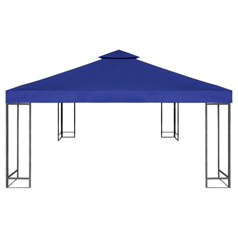 gazebo waterproof waterproof gazebo cover canopy 7 96 oz yd 178 blue 10 x