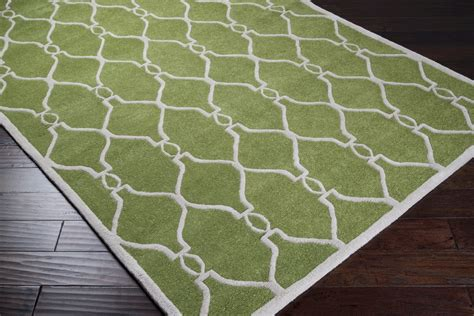 White And Green Rug by Green And White Area Rug Roselawnlutheran