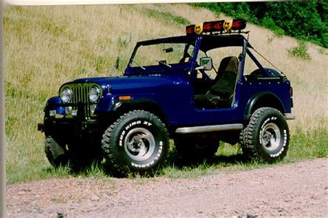 Used Jeeps In My Area 1979 Jeep Cj7 Overview Cargurus