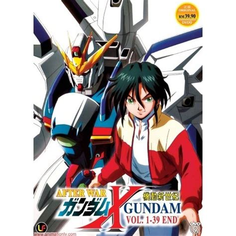 Dvd X Sub Indonesia after war gundam x subtitle indonesia after war gundam x