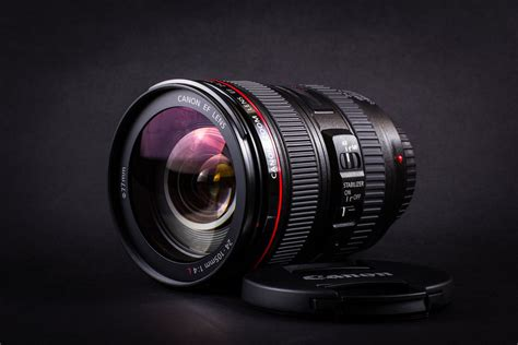 Terbaru Lensa Canon 24 105mm canon ef 24 105mm f 4l is usm by xquatrox on deviantart
