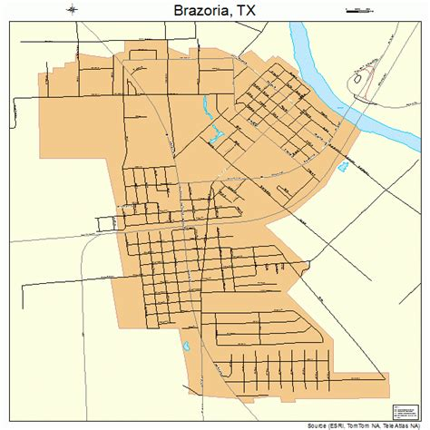 map of brazoria county texas brazoria texas map 4810072