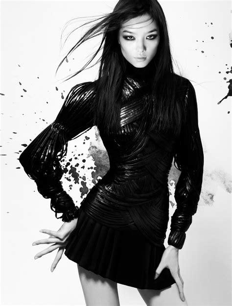 ASIAN MODELS BLOG: Sun FeiFei Editorial for V Magazine #65
