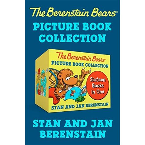 picture books about bears the berenstain bears picture book collection sixteen