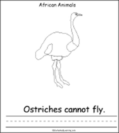 ostrich mentality a novel books animals a printable book ostrich page