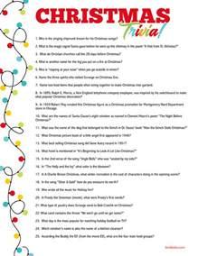 trivia questions printable printable trivia for
