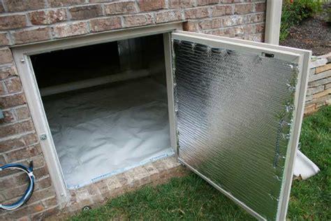 Exterior Crawl Space Access Door Exterior Crawl Space Access Door