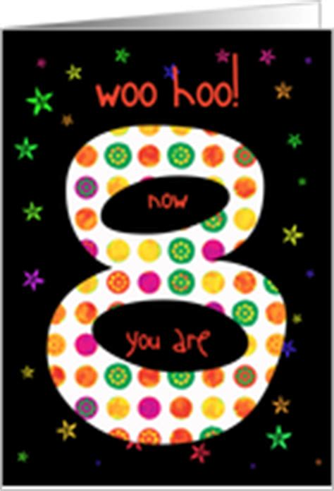 Happy Birthday Wishes For 8 Year Boy 8th Birthday Cards From Greeting Card Universe
