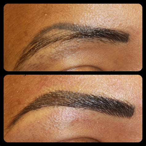 remove tattoo eyebrows laser removal of semi permanent makeup and