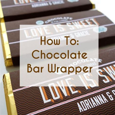 25 best ideas about personalized chocolate on pinterest