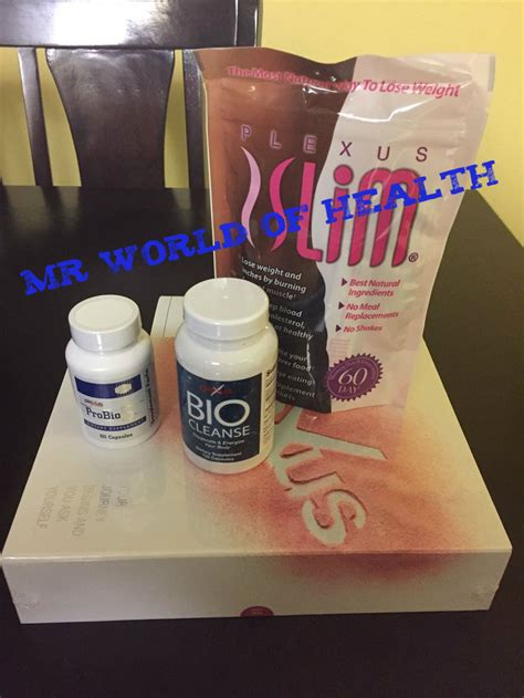 Plexus Triplex Detox Symptoms by Triplex Combo 30 Day Supply Plexus Slim Probio5 And Bio