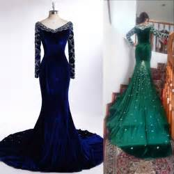 Prom Dress Boutiques Aliexpress Buy Royal Blue Sleeve Evening Dress