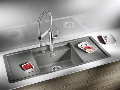 Blanco Sinks Blanco Alaros 6 S Silgranit Anthracite Kitchen Sinks