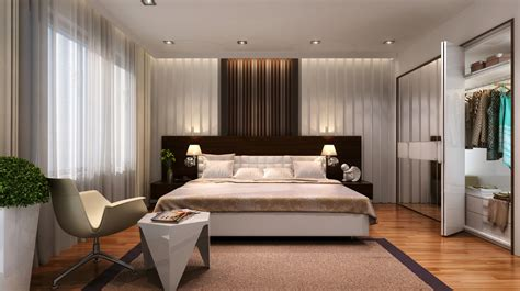 21 Cool Bedrooms For Clean And Simple Design Inspiration Design Bedroom