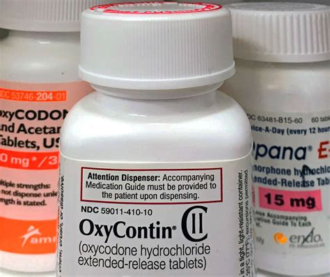 Oxycontin Detox Medication by Decline In Oxycontin Abuse Undermined By Increase In Fatal
