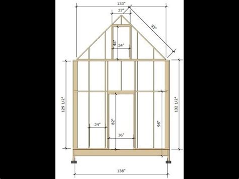 what is an a frame house tiny home plans which will go on a cer frame