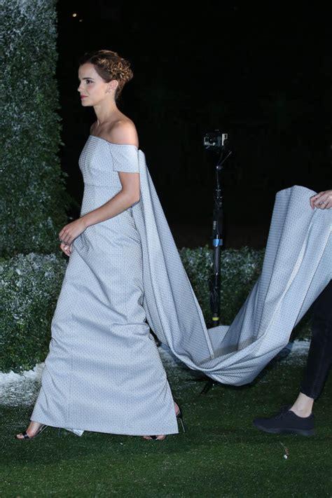 emma watson lifestyle emma watson s caped dress lainey gossip lifestyle