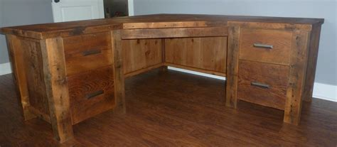 Dining Room Tables With Bench Seating by Sedona L Shaped Desk Fence Row Furniture