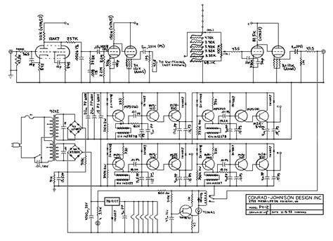 index of schematics by brand conrad jonson