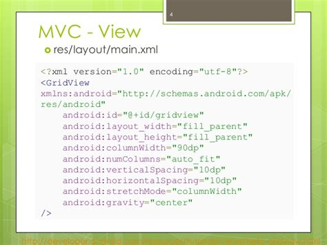 android pattern xml android design pattern