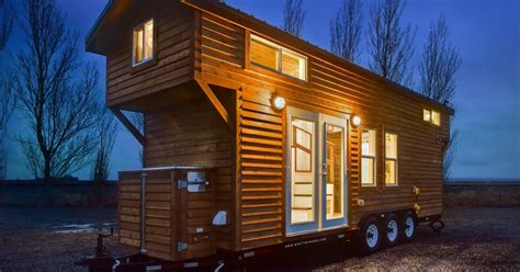 tiny house companies tiny house town rustic tiny from mint tiny house company