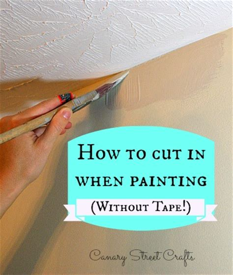 how to put photos on wall without tape how to cut in when painting without tape canary