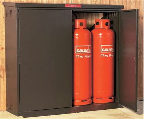 Gas Bottle Storage Cabinet Asgas 4 X 47kg Solid Gas Cylinder Cabinet