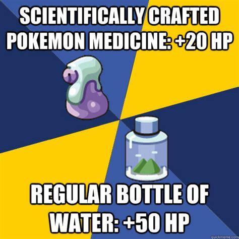 Video Game Logic Meme - pokemon logic memes quickmeme