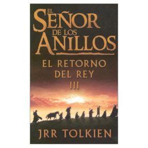 libro el senor de los libros gratis para bajar libros gratis el se 241 or de los anillos 3 el retorno del rey de j j r