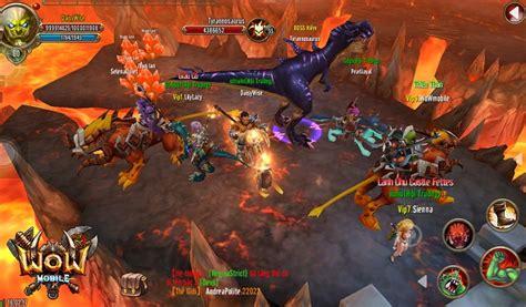 wow on android criaram um world of warcraft mobile para android e ios mobile gamer tudo sobre jogos de celular