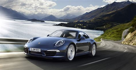 pics of porsches new porsche 911 porsche 991 in details porsche review