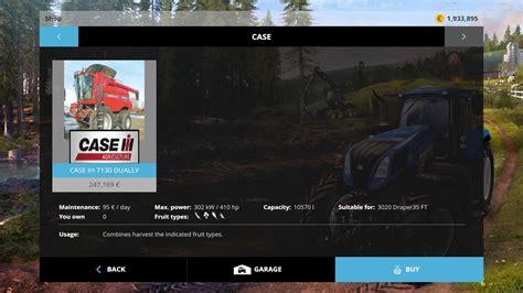 kaos gap ls update januari 2015 ih 7130 dually v1 1 farming simulator 2015 mods