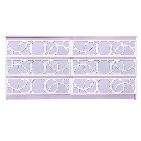 overlays ikea overlays bubbles kit for ikea malm 6 drawer long dresser