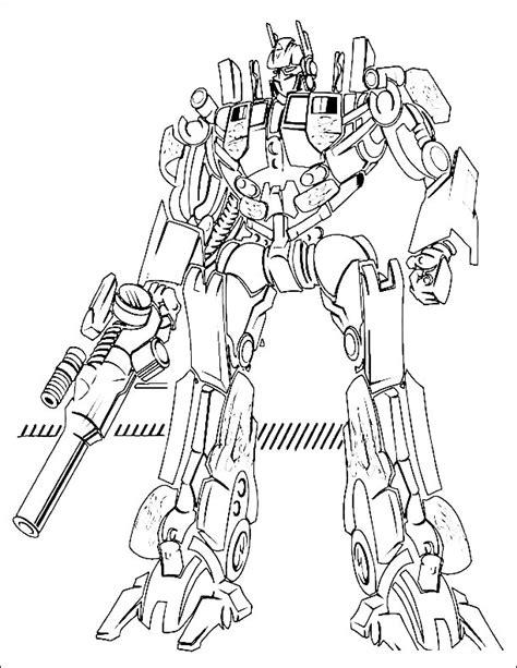 dibujos para pintar transformers colorir transformers az dibujos para colorear