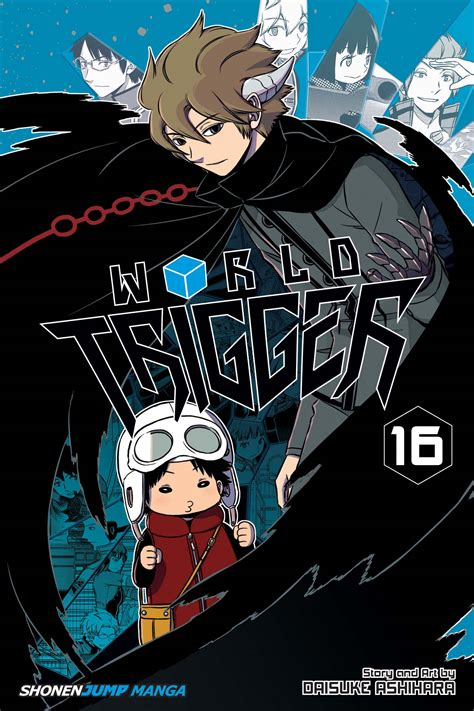 world trigger world trigger volume 16